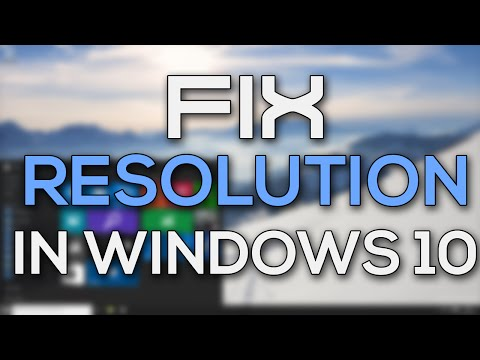How to Fix Windows 10 Resolution in VirtualBox (Fullscreen)