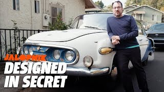 The Tatra 603 Was Designed in Secret | 5 Things To Know