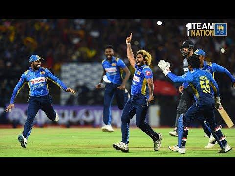 Xxx Mp4 Lasith Malinga 39 S 4 In 4 3rd T20I Full Highlights 3gp Sex