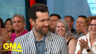 'The Lion King's Billy Eichner talks his royal meeting with Harry and Meghan | GMA