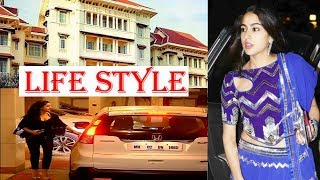 Sara Ali Khan Biography | Family | Childhood | House | Net worth | Car collection | Life style