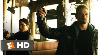 Extraction (2015) - Biker Bar Brawl Scene (3/10)   Movieclips