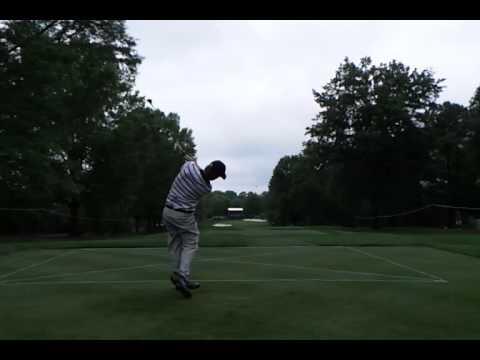 Kevin Streelman Hybrid Golf Swing