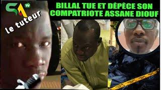 Affaire Bilal/Assane Diouf: Cheikh Ndiaye président des Sénégalais de Brésil dément et apporte des..