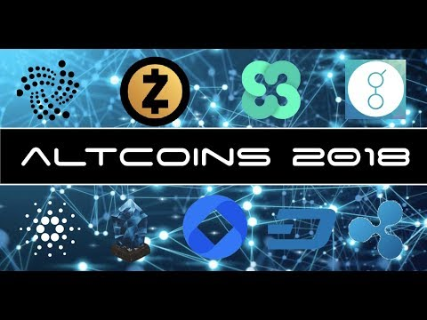 Altcoins Due For Bull Run in 2018!?