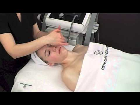 Germaine de Capuccini Efficy Treatment with Radio Frequency
