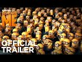 Despicable Me - Official Trailer #4: Minions Steal YouTube ...
