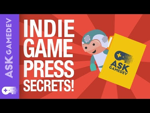 Video Game Marketing: How to create a press kit (in 2018!)