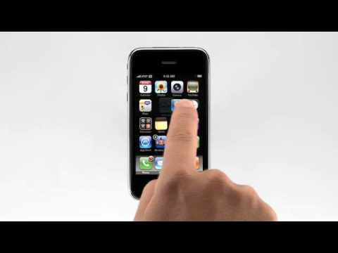 Apple iPhone 3G Home Screen: See it in action
