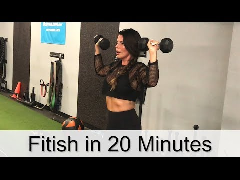 Fitish In 20 Minutes