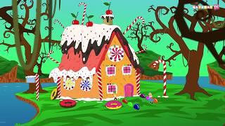 Hansel \u0026 Gretel | Gingerbreadman | Cinderella | 3 in 1 tales | बच्चों की नयी हिंदी कहानियाँ