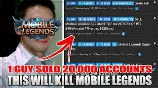 mobile legends account Videos - 9tube tv