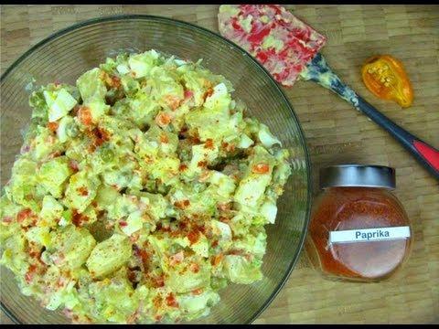 A Delightful Caribbean Breadfruit Salad.
