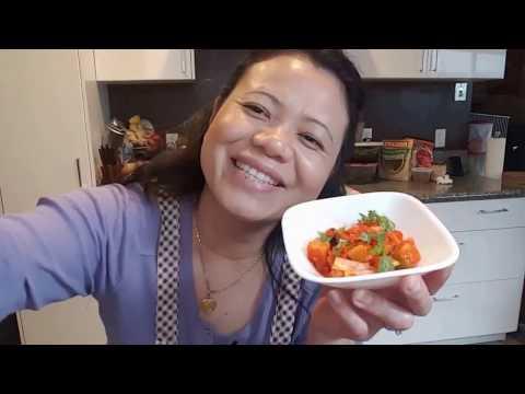 Pickled Daikon *Kimchee Daikon*