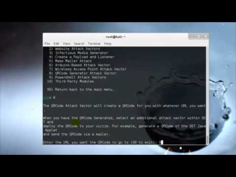 Phishing Attack    Learn Kali Linux From 10 clips