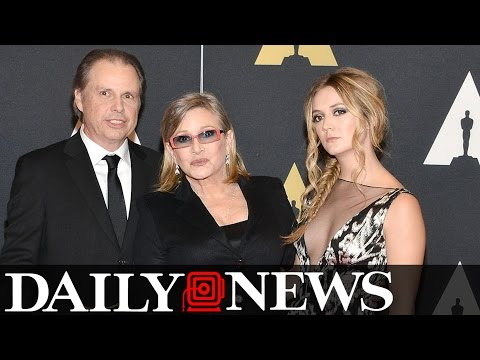 The Daughter Of Carrie Fisher Will Get 'Whatever She Wants' Amid Inheritance