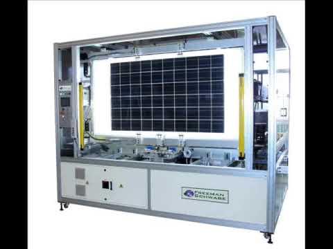 Solar Panel Manufacturing Equipment