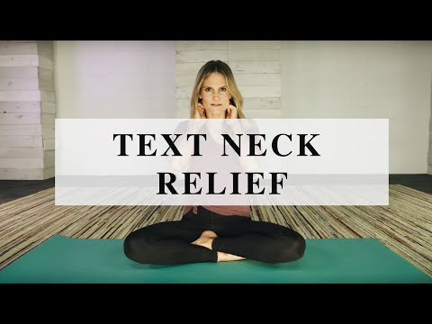 Text Neck Relief
