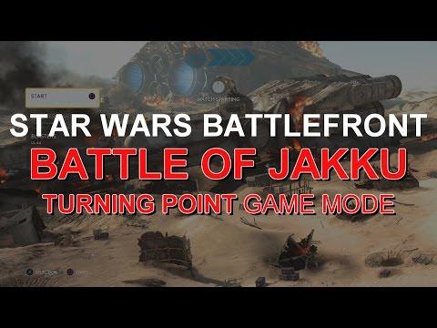 Battle of Jakku FREE DLC & New Game Mode Review