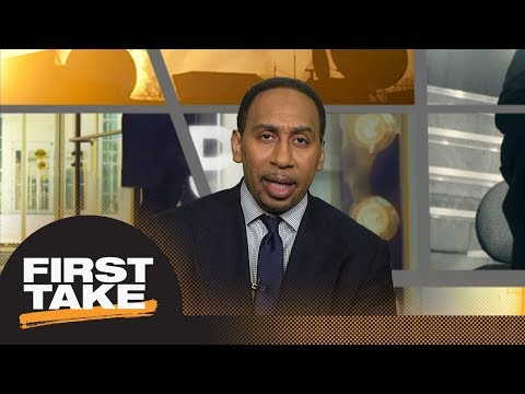 Stephen A. reveals what 76ers GM told him about Twitter burner accounts report | First Take | ESPN