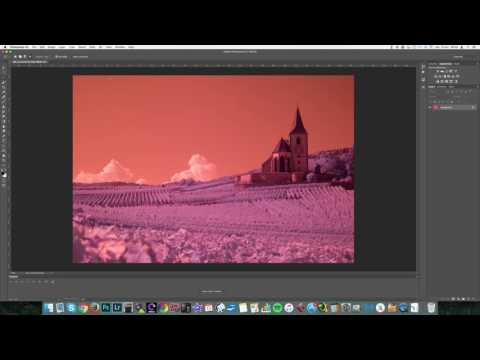 How to get a right white balance using