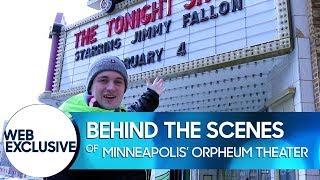 Behind the Scenes of Minneapolis