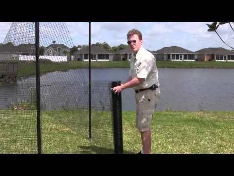 Easy Deer Fence
