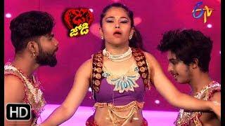 Abhay Surya and Jeevana Performance | Dhee Jodi |19th June 2019    | ETV Telugu