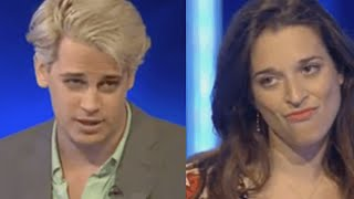 MILO YIANNOPOULOS CRUSHES A FEMINIST