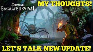 Wow! I Got Raided! It's Time For Revenge! | Stormfall Saga