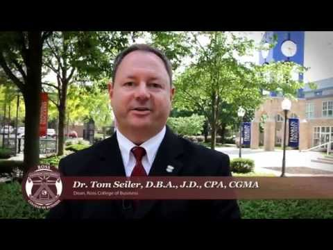 Introduction to the Ross School of Business at Franklin U.