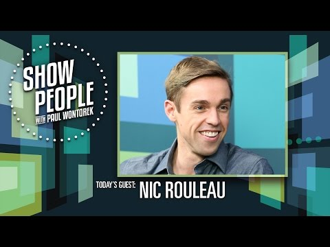 Show People with Paul Wontorek: Nic Rouleau of THE BOOK OF MORMON