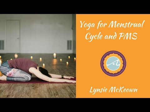 Yoga for Menstrual Cycle & PMS