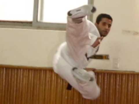 adil youssefi diplomes international taekwondo