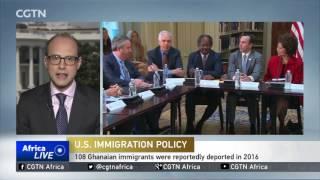 7,000 Ghanaian migrants face deportation