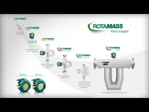 Rotamass: Total Insight