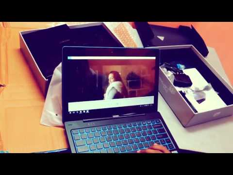 Micromax Canvas Laptab 2 Unboxing | Hands On in Hindi/English | Best Budget Laptab | Laptop + Tab