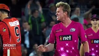 The fastest bowlers in the history of the BBL