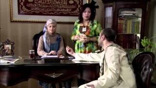 نونة المأذونة - أحمد ثابت والفنانة إيمان السيد في مشهد كوميدي