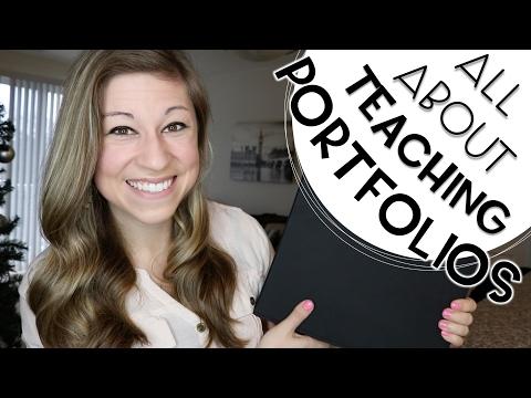 Creating Your Teaching Portfolio | That Teacher Life Ep 32