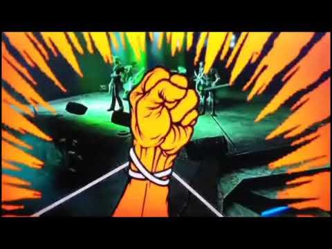 Guitar Hero Metallica: Battery 100% FC Expert Guitar