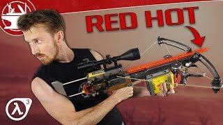 Make it Real: RED HOT REBAR CROSSBOW (HALF-LIFE)