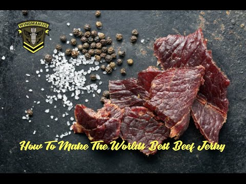 How To: Beef Jerky Made Easy