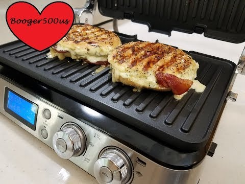 BAGEL PANINI DELONGHI LIVENZA ALL DAY GRILL