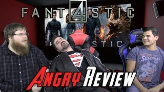 Download Fantastic Four Angry Movie Review Video