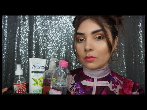 Reasonable My Skin care routine night time || best skincare routine Get clear skin in a week(Urdu)