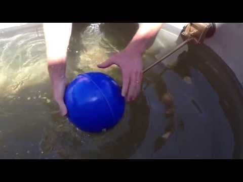 How to install a High Flow Float Valve
