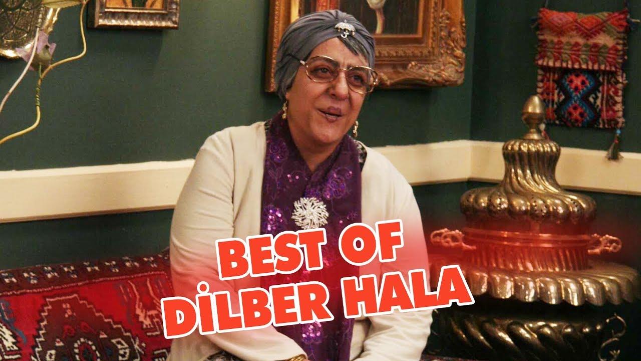Dilber Hala'nın en komik sahneleri