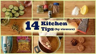 14 AMAZING AND USEFUL KITCHEN TIPS AND TRICKS (Part 3) | इन 14 उपयोगी किचन के टिप्स को ज़रूर देखे
