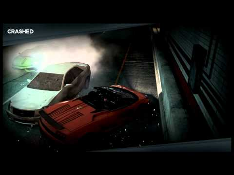 'Need For Speed: Most Wanted 2' Gameplay.